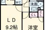 港区 三田 1LDK マンション
