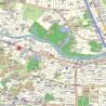 1K マンション 新宿区 地図