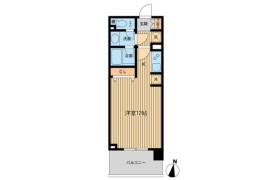横濱市神奈川區台町-1R公寓大廈