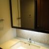 在涩谷区内租赁2LDK 公寓大厦 的 盥洗室