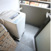 1R Apartment to Rent in Amagasaki-shi Balcony / Veranda