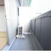1DK Apartment to Rent in Osaka-shi Sumiyoshi-ku Balcony / Veranda