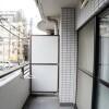 1R Apartment to Rent in Sumida-ku Balcony / Veranda