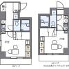 1K Apartment to Rent in Sapporo-shi Chuo-ku Floorplan
