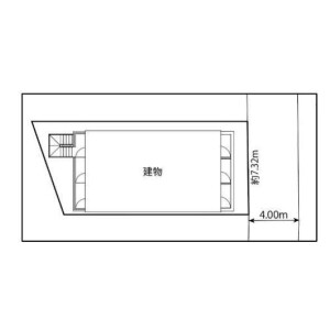 Whole Building Apartment in Omorikita - Ota-ku Floorplan