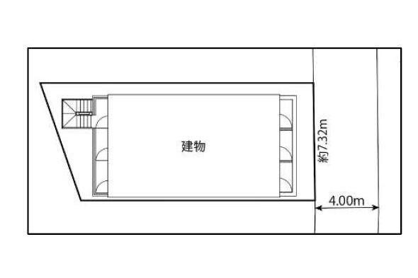 在Ota-ku購買(整棟)樓房 公寓的房產 房間格局