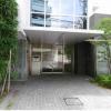 在港區內租賃1K 公寓大廈 的房產 Building Entrance