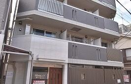 豊島區雑司が谷-1K公寓大廈