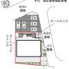 1K Apartment to Rent in Arakawa-ku Layout Drawing