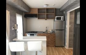 1LDK Apartment in Motomachi - Osaka-shi Naniwa-ku
