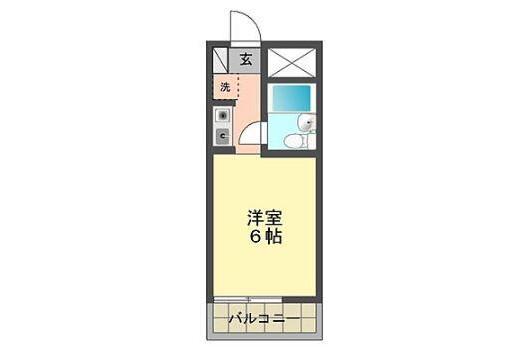 在Nagoya-shi Meito-ku購買(整棟)樓房 公寓的房產 房間格局