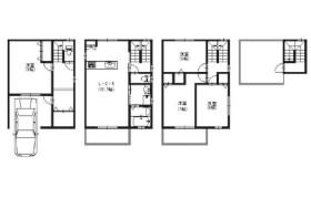 大阪市淀川区 加島 4LDK {building type}