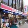 1LDK Apartment to Rent in Minato-ku Drugstore