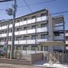 在堺市北区内租赁1K 公寓大厦 的 户外