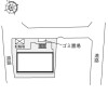 1K Apartment to Rent in Suita-shi Layout Drawing