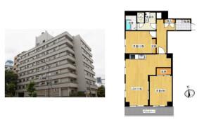 2LDK {building type} in Toyotamakita - Nerima-ku