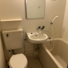 在新宿區內租賃1LDK 公寓大廈 的房產 浴室