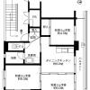 3DK Apartment to Rent in Toyokawa-shi Floorplan