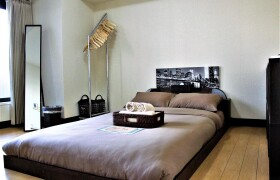 港区 - 六本木 简易式公寓 1K