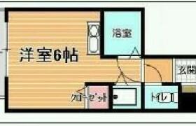 1R {building type} in Takeshita - Fukuoka-shi Hakata-ku
