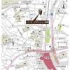 2LDK Apartment to Rent in Shibuya-ku Map