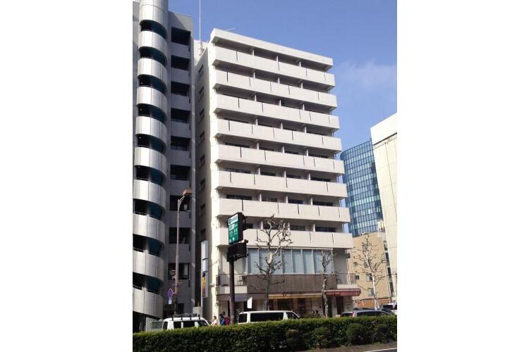 1K Apartment to Rent in Shibuya-ku Exterior