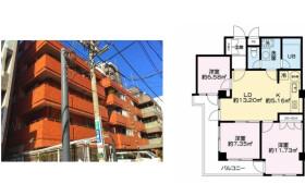 3DK {building type} in Shiba(4.5-chome) - Minato-ku