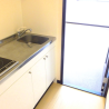 1K Apartment to Rent in Yachiyo-shi Kitchen