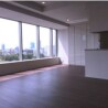 在港区内租赁3LDK 公寓大厦 的 起居室
