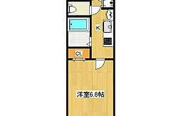 1K {building type} in Sanjo aburanokojicho - Kyoto-shi Nakagyo-ku