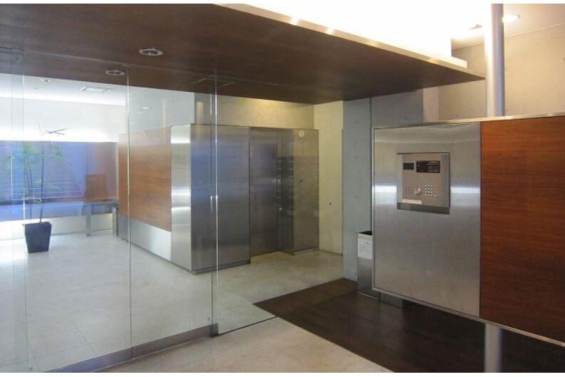 1SLDK Apartment to Rent in Minato-ku Exterior