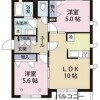 2LDK Apartment to Rent in Bunkyo-ku Exterior