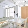 1LDK Serviced Apartment to Rent in Taito-ku Living Room