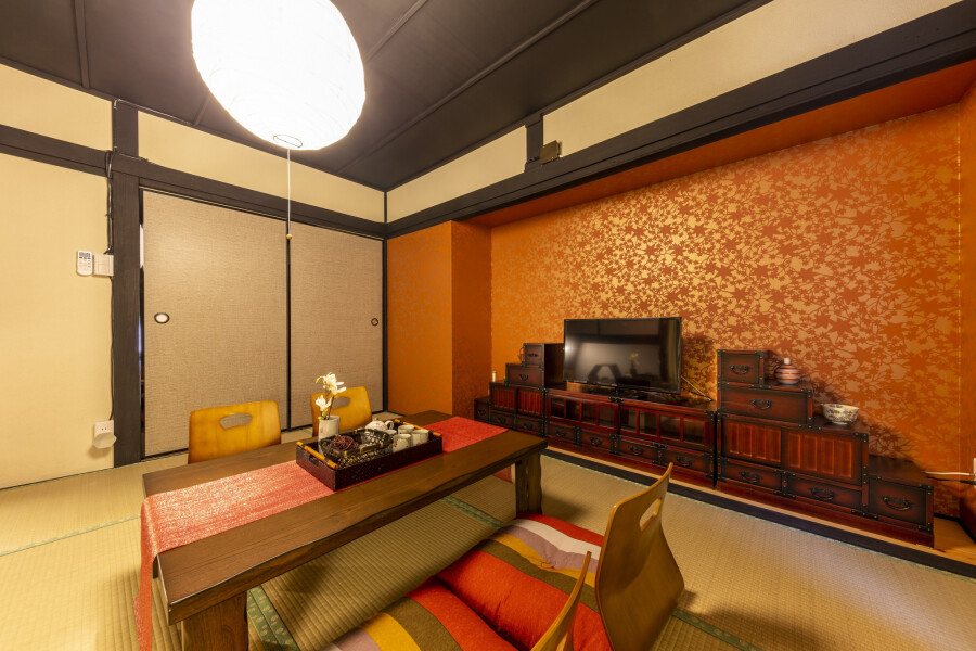 2LDK House to Rent in Taito-ku Living Room