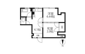 2K Mansion in Takadanobaba - Shinjuku-ku