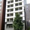 在涩谷区内租赁1K 公寓大厦 的 户外