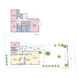 5LDK House in Koishikawa - Bunkyo-ku Floorplan