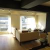 在澀谷區購買2LDK 公寓大廈的房產 起居室