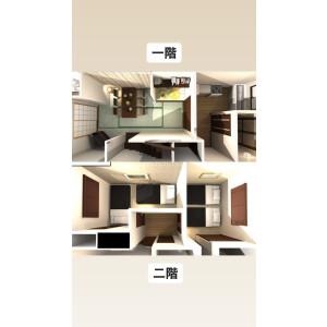 2LDK {building type} in Sembonkita - Osaka-shi Nishinari-ku Floorplan
