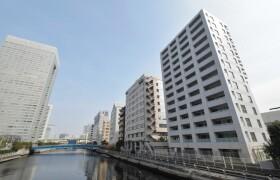 1LDK Apartment in Kaigan(1.2-chome) - Minato-ku