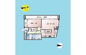 豊島区 駒込 1SLDK {building type}
