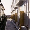 1K Apartment to Rent in Tachikawa-shi Balcony / Veranda