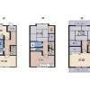 在大阪市福島區購買5SDK 獨棟住宅的房產 內部