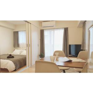 1LDK Mansion in Giommachi - Fukuoka-shi Hakata-ku Floorplan