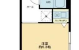1R {building type} in Tamatsukuri motomachi - Osaka-shi Tennoji-ku