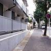 1K Apartment to Rent in Kawasaki-shi Miyamae-ku Outside Space
