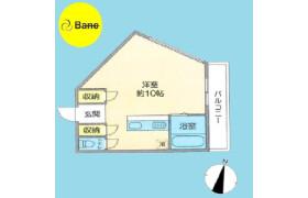 1R {building type} in Nakano - Nakano-ku