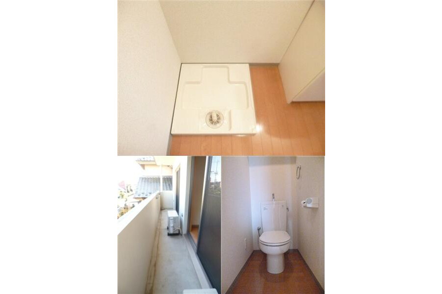 2LDK Apartment to Rent in Katsushika-ku Interior