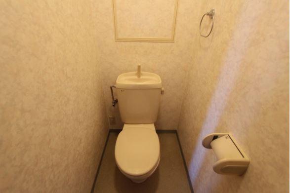 3SLDK Apartment to Rent in Nagoya-shi Chikusa-ku Toilet