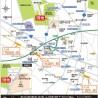 4LDK House to Buy in Chofu-shi Map